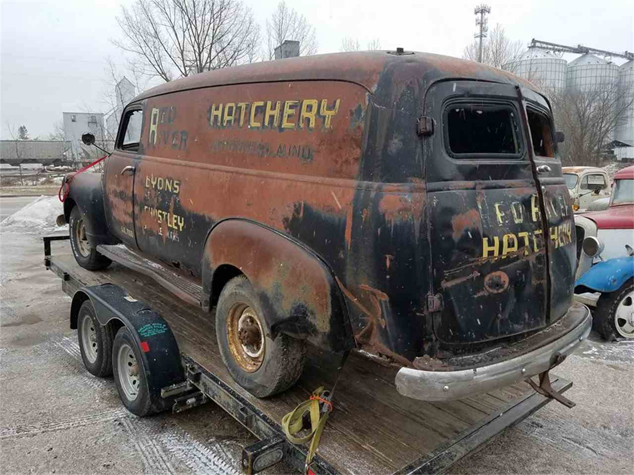 Large Picture of '50 Panel Delivery Van - LRRK