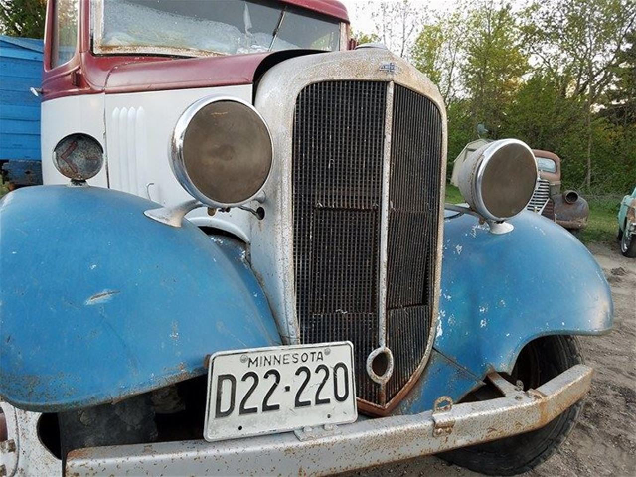 Large Picture of '33 1-1/2 Ton Pickup - LRRM