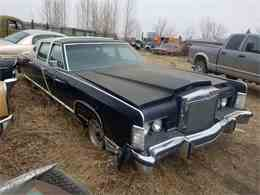 Picture of '77 Lincoln Town Car located in Minnesota Offered by Backyard Classics - LRRP