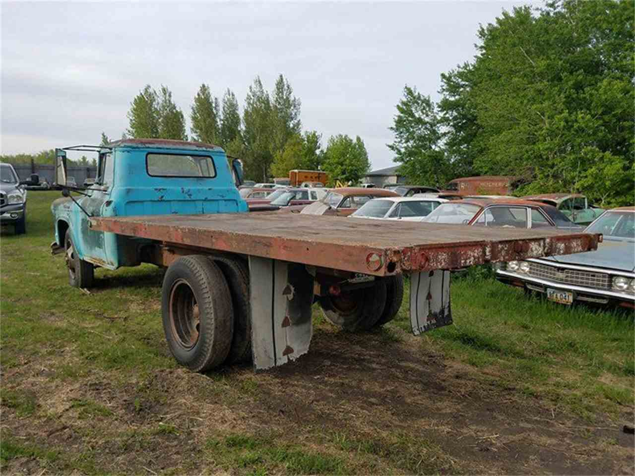 Large Picture of '59 1-1/2 Ton Pickup - LRRR