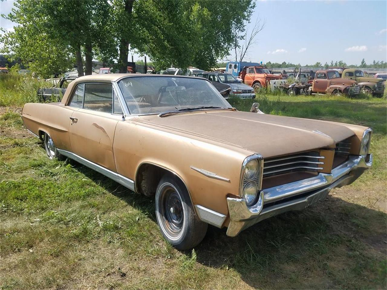 Large Picture of Classic 1964 Pontiac Bonneville Offered by Backyard Classics - LRRT
