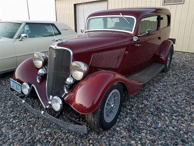 Picture of '33 Deluxe - LRRV