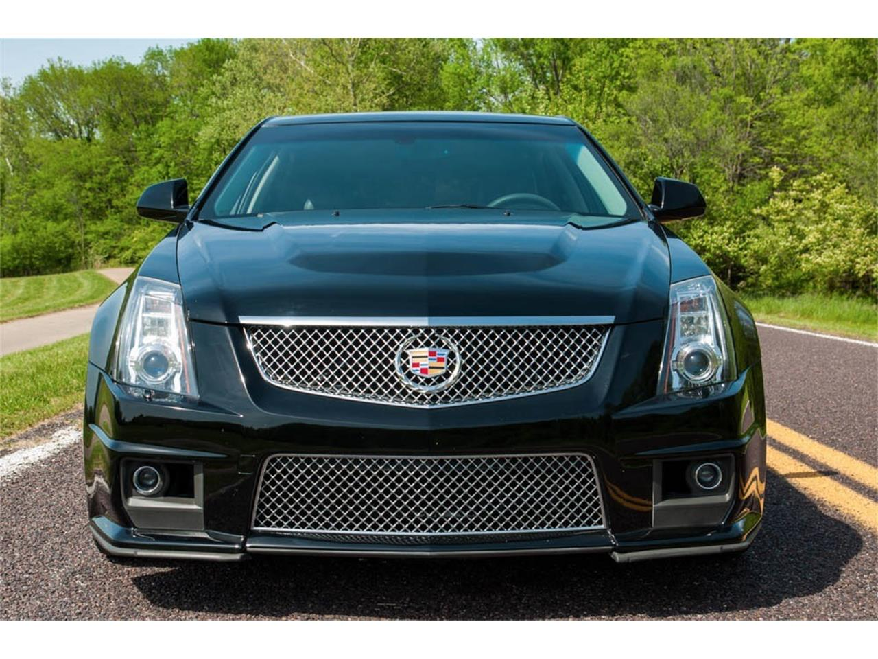 Large Picture of '12 CTS-V - LRSC