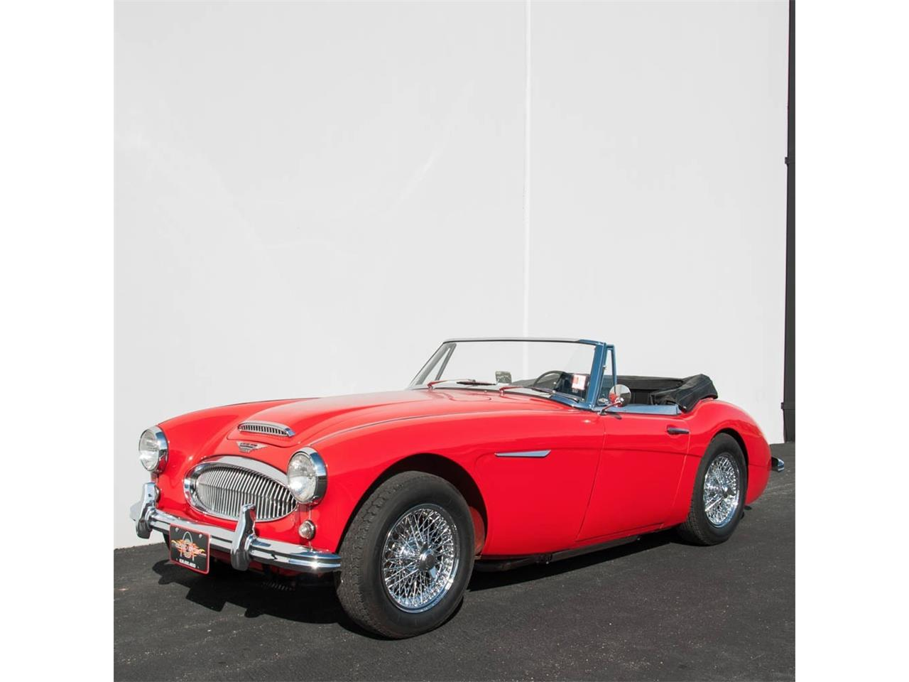 Large Picture of Classic 1963 Austin-Healey 3000 Mark II Offered by MotoeXotica Classic Cars - LRSJ