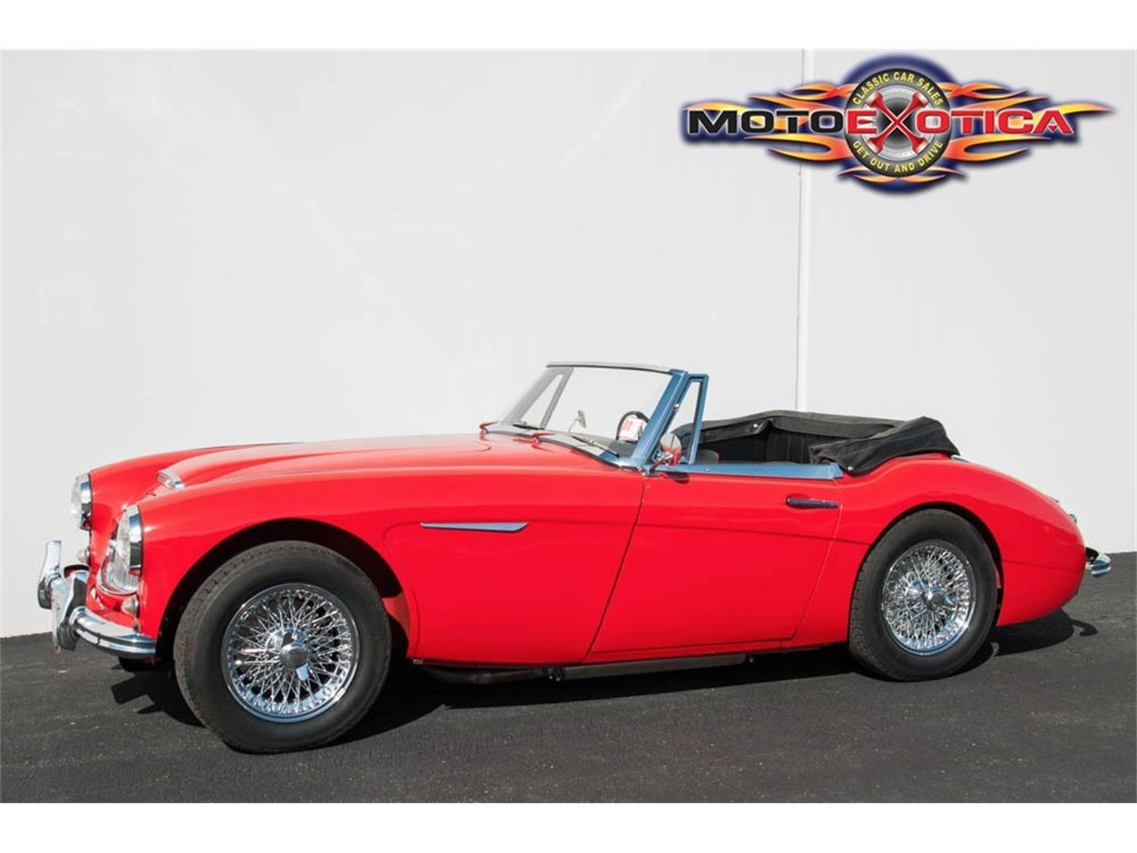 Large Picture of Classic 1963 3000 Mark II located in Missouri Offered by MotoeXotica Classic Cars - LRSJ