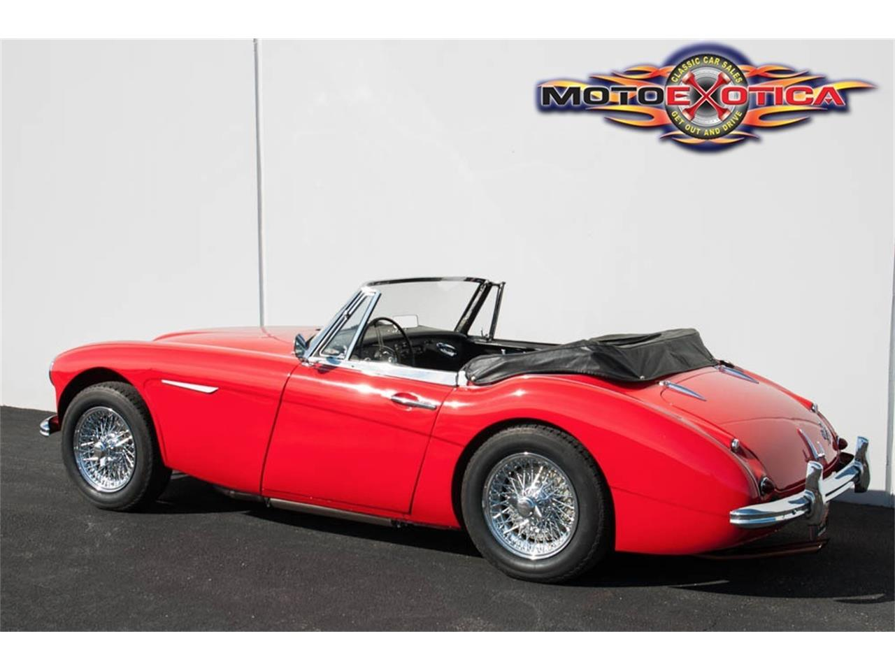 Large Picture of Classic 1963 3000 Mark II - LRSJ
