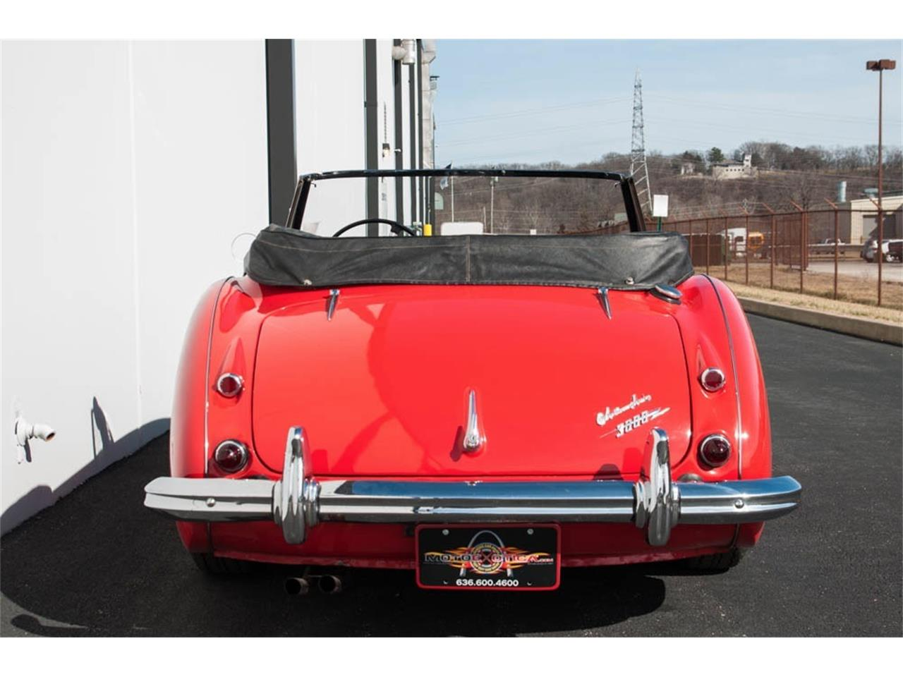 Large Picture of Classic '63 3000 Mark II Offered by MotoeXotica Classic Cars - LRSJ