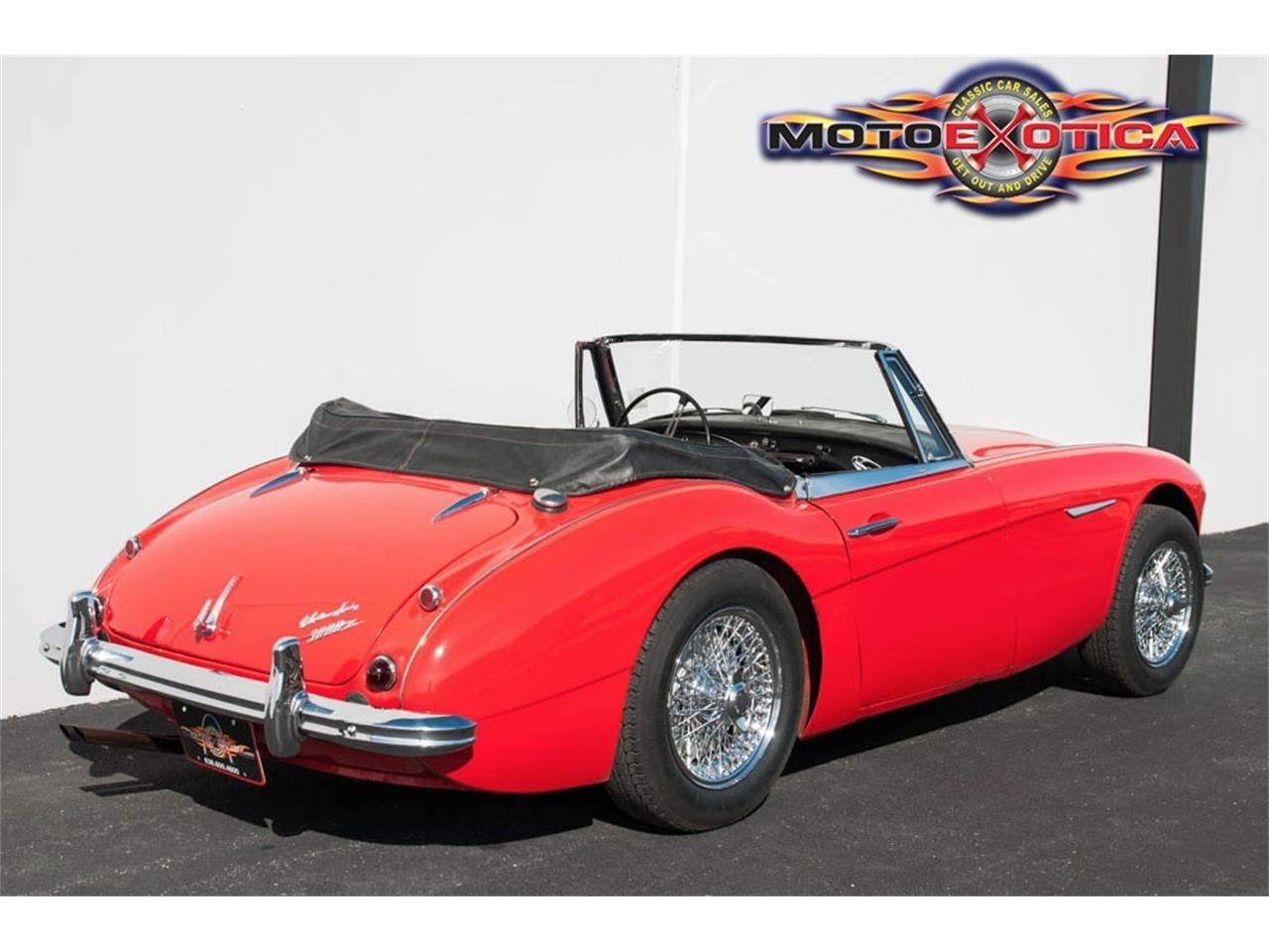 Large Picture of 1963 3000 Mark II located in St. Louis Missouri Offered by MotoeXotica Classic Cars - LRSJ