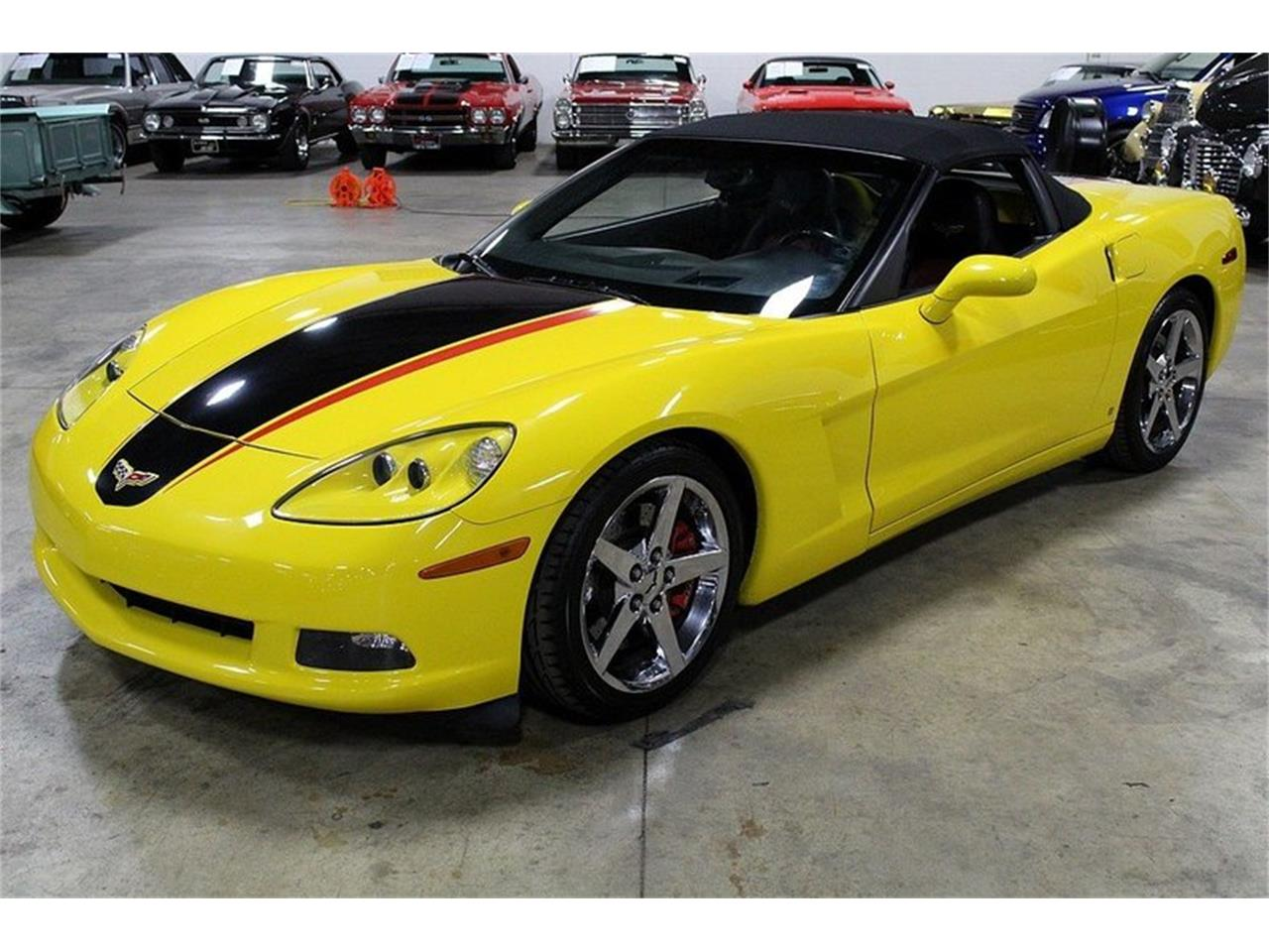 Large Picture of '08 Corvette - LRSM