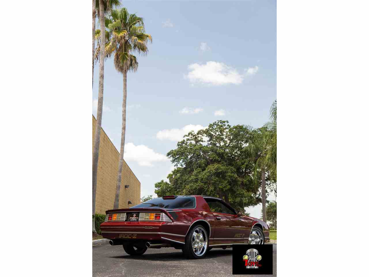 Large Picture of '86 Camaro - LRSY