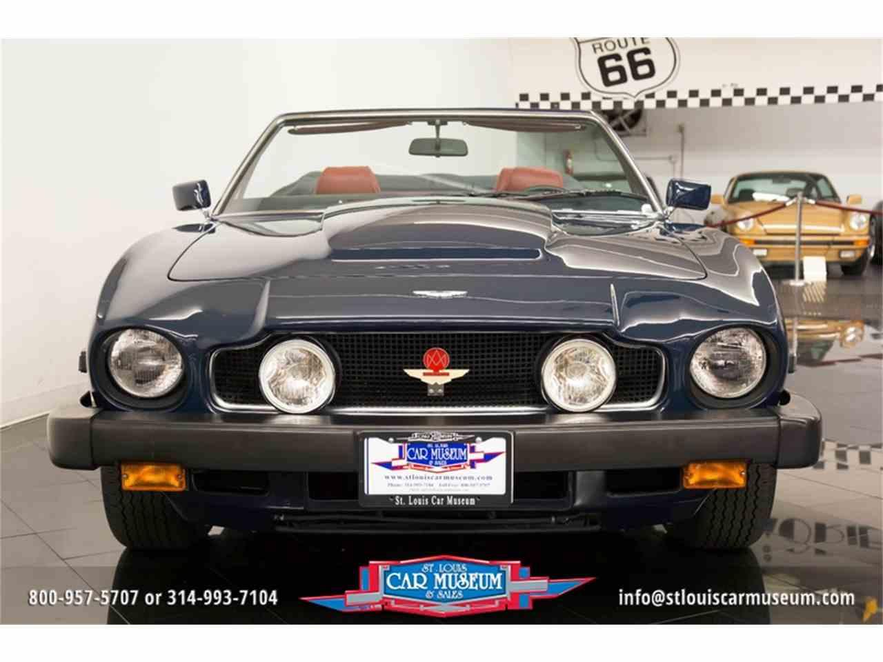 Large Picture of 1984 Aston Martin V8 Volante located in Missouri - LRTF