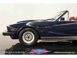 Picture of 1984 Aston Martin V8 Volante Offered by St. Louis Car Museum - LRTF
