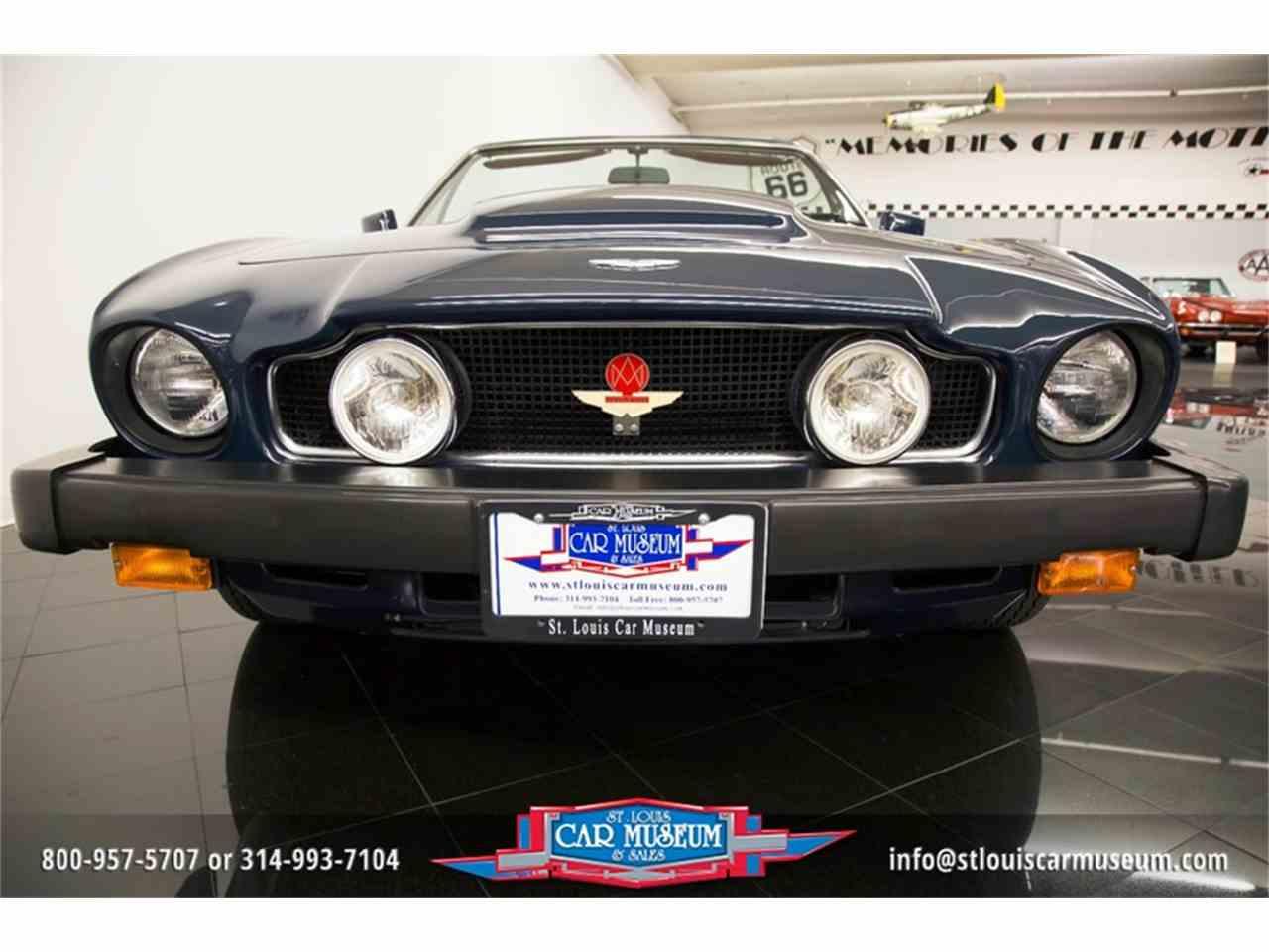 Large Picture of 1984 Aston Martin V8 Volante located in St. Louis Missouri - $249,900.00 - LRTF