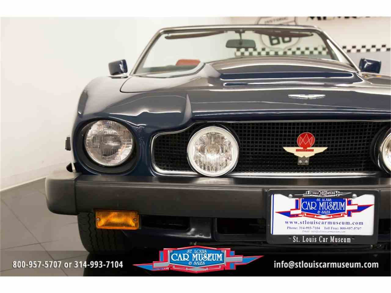 Large Picture of 1984 Aston Martin V8 Volante located in Missouri - $249,900.00 Offered by St. Louis Car Museum - LRTF