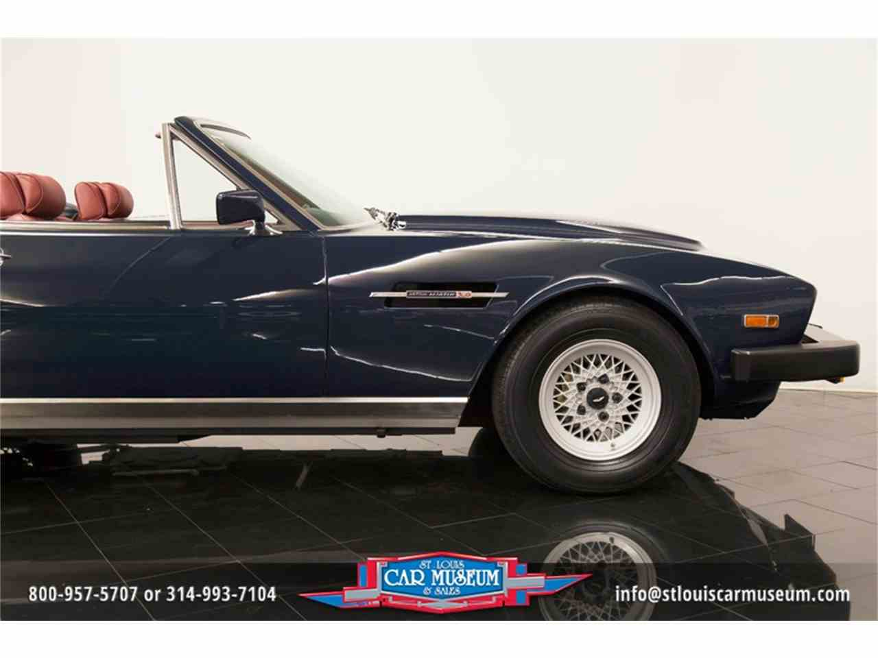 Large Picture of '84 Aston Martin V8 Volante - $249,900.00 Offered by St. Louis Car Museum - LRTF