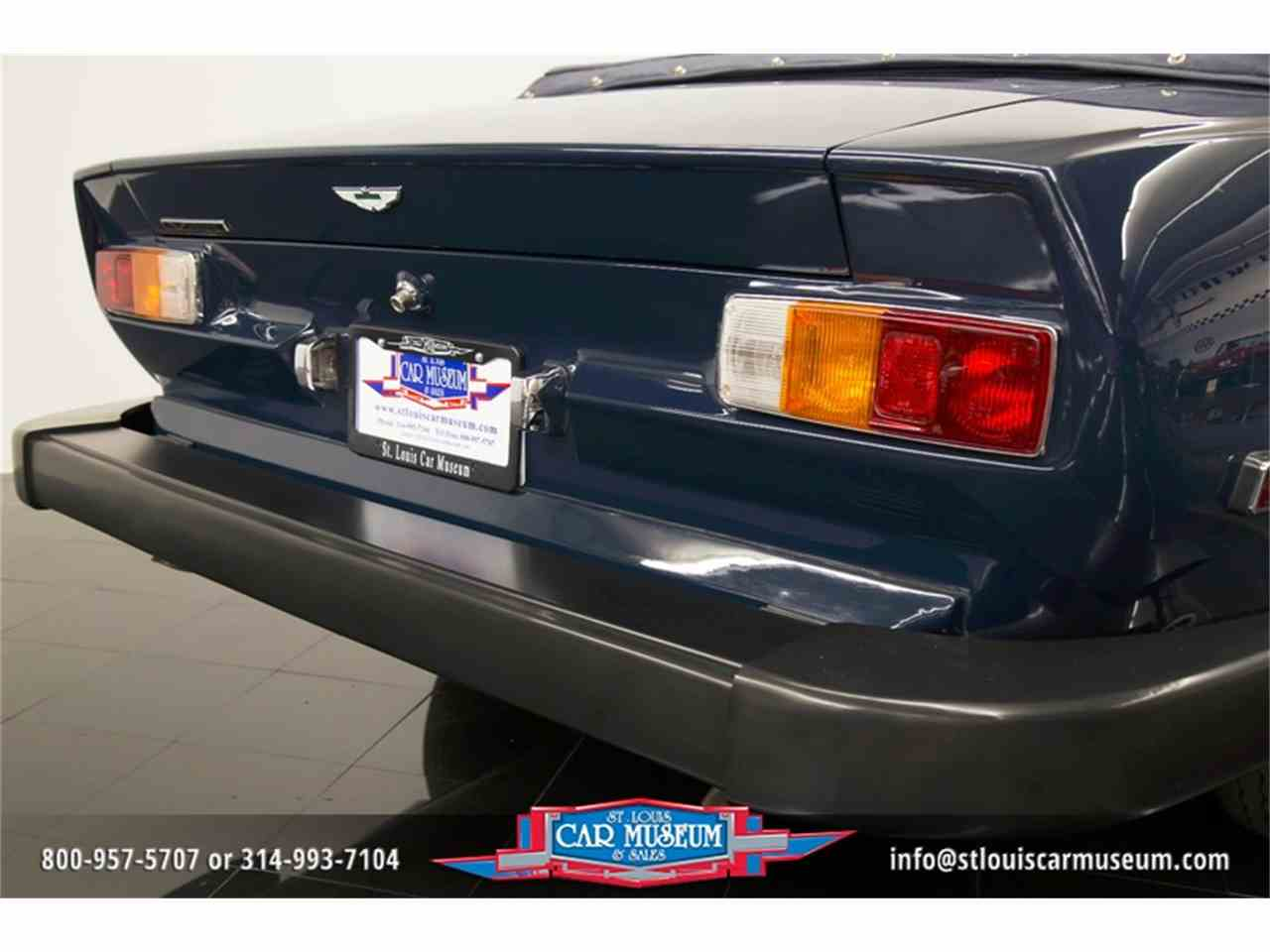 Large Picture of 1984 Aston Martin V8 Volante located in St. Louis Missouri Offered by St. Louis Car Museum - LRTF