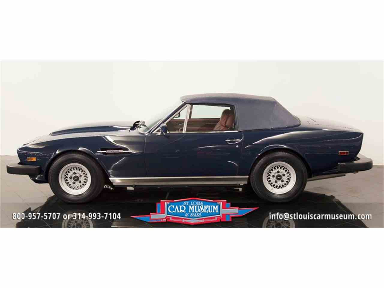 Large Picture of '84 V8 Volante located in Missouri Offered by St. Louis Car Museum - LRTF