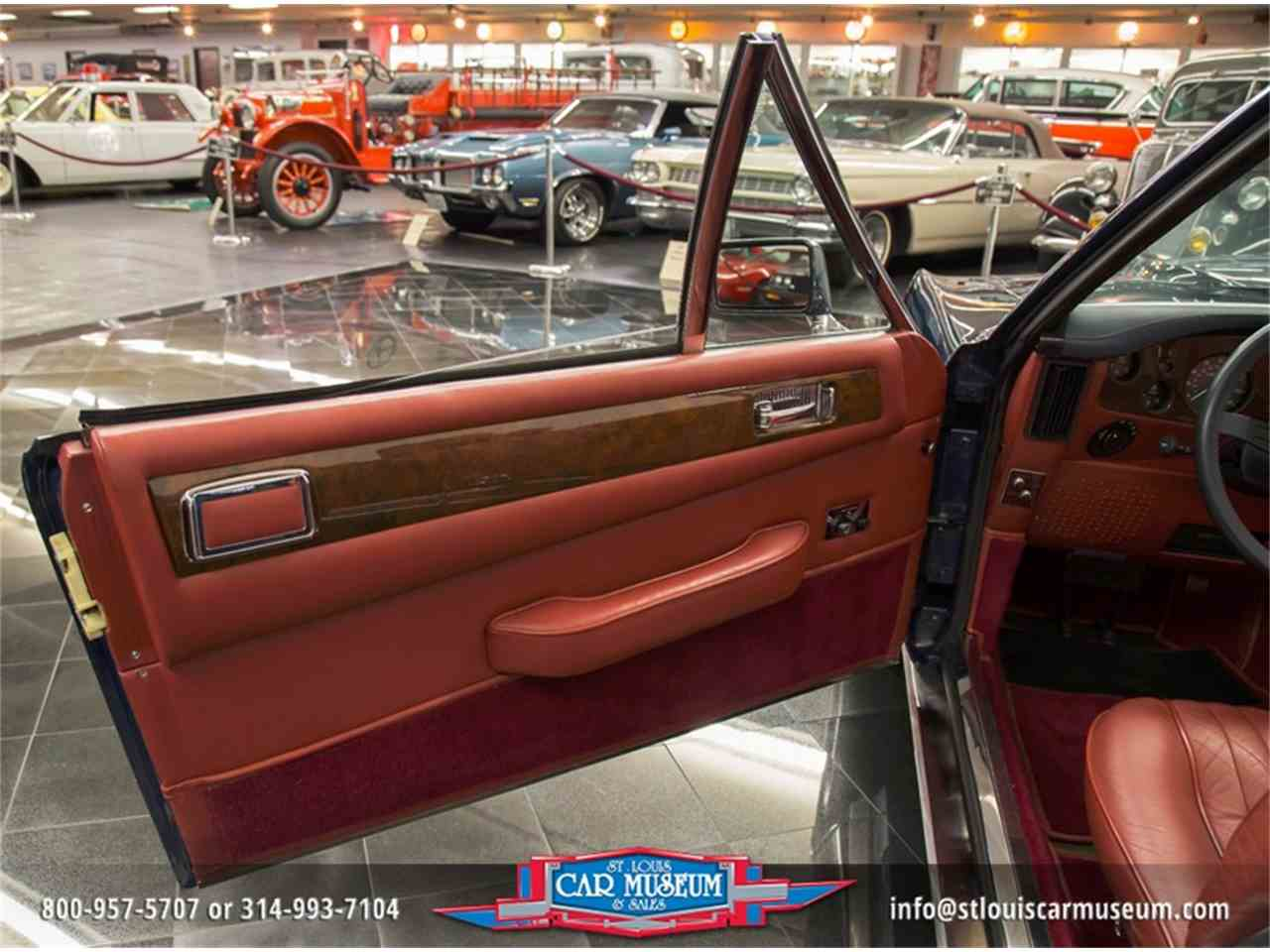 Large Picture of '84 Aston Martin V8 Volante located in St. Louis Missouri - $249,900.00 Offered by St. Louis Car Museum - LRTF