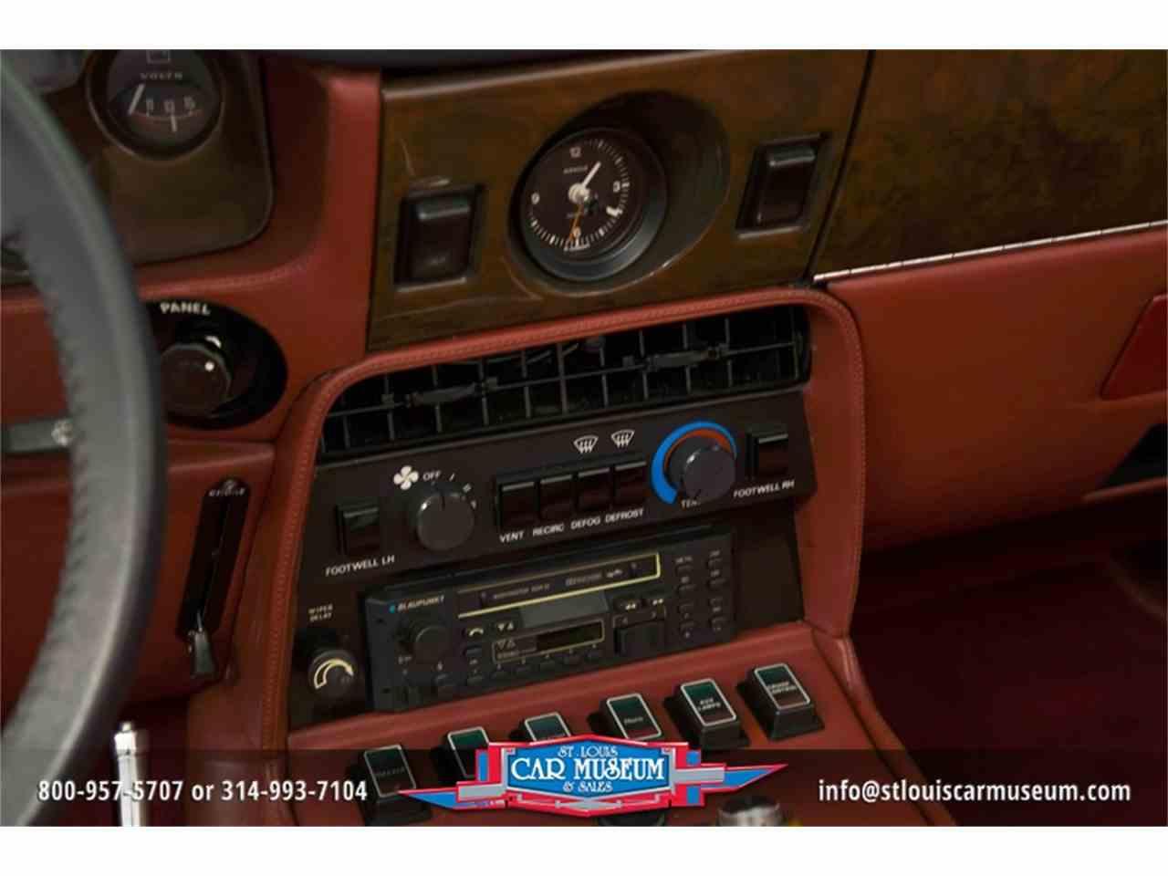 Large Picture of '84 Aston Martin V8 Volante located in St. Louis Missouri - $249,900.00 - LRTF