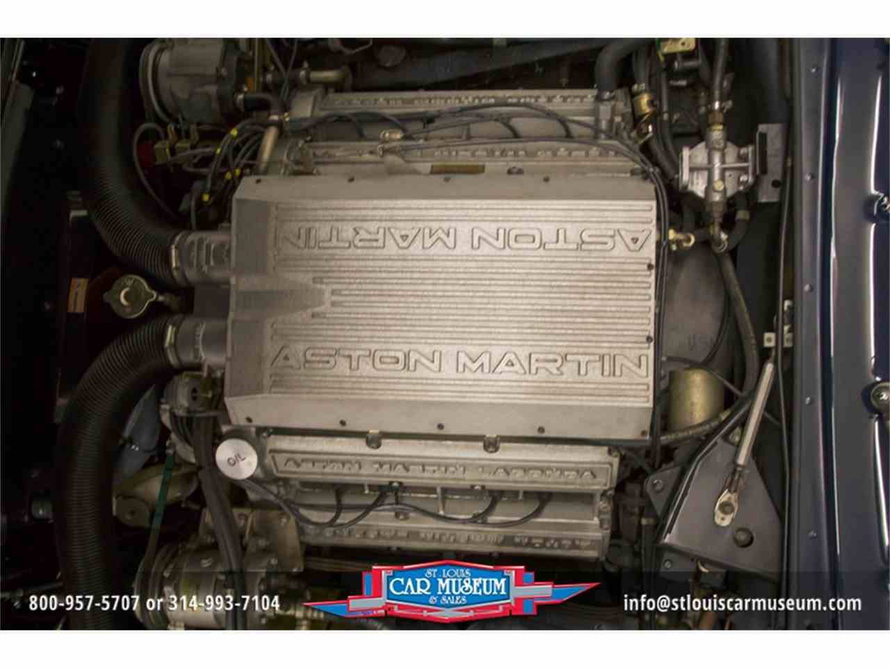 Large Picture of 1984 Aston Martin V8 Volante Offered by St. Louis Car Museum - LRTF