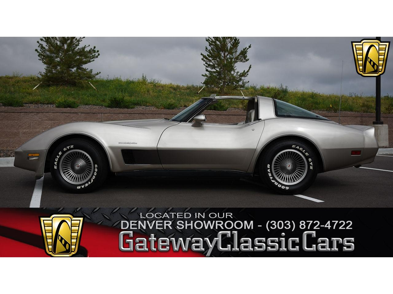 Large Picture of '82 Corvette - LNRR
