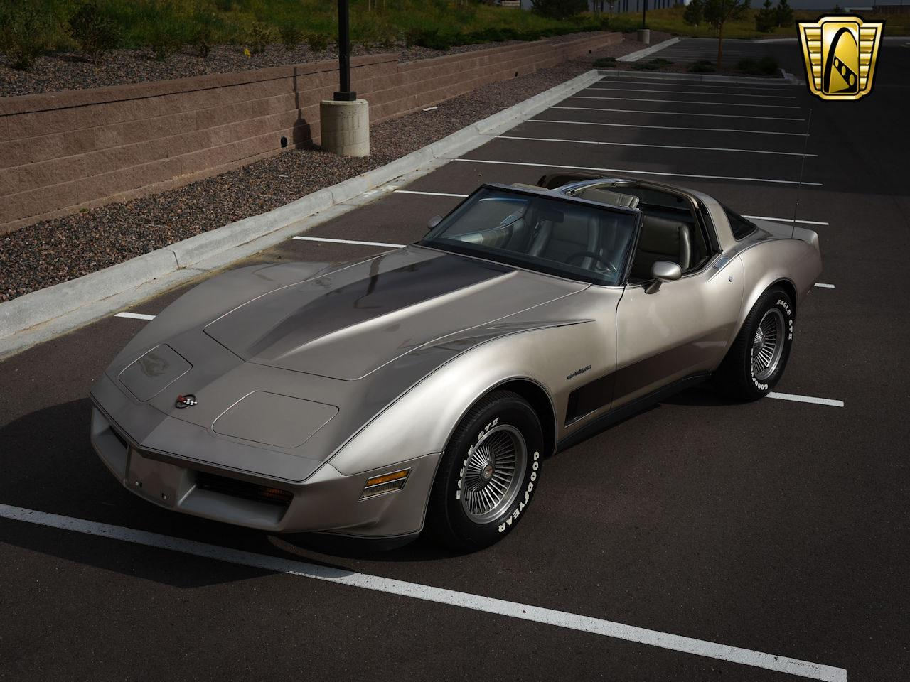 Large Picture of 1982 Chevrolet Corvette Offered by Gateway Classic Cars - Denver - LNRR