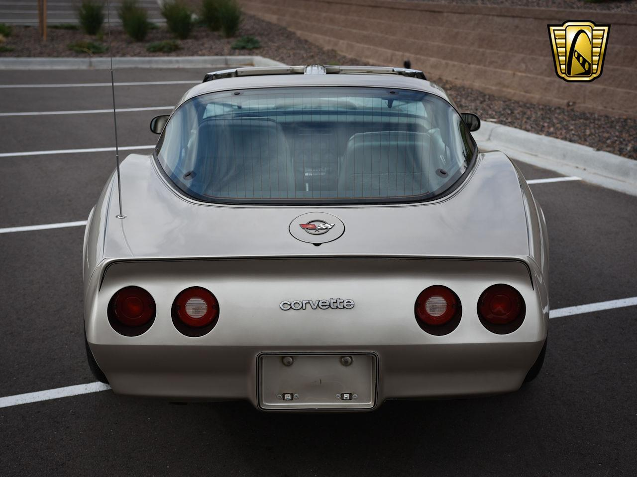 Large Picture of '82 Chevrolet Corvette Offered by Gateway Classic Cars - Denver - LNRR
