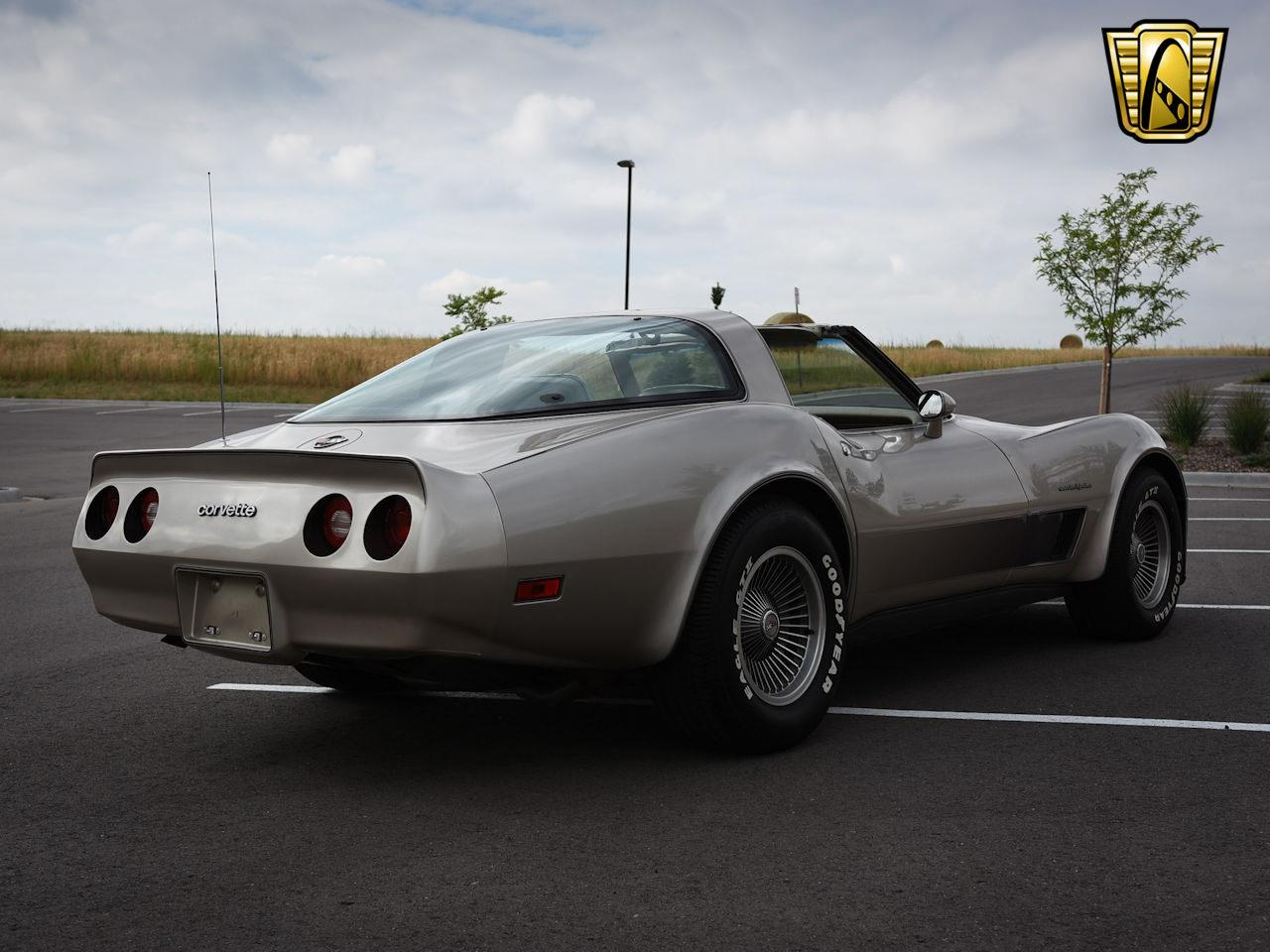 Large Picture of '82 Chevrolet Corvette - $18,995.00 Offered by Gateway Classic Cars - Denver - LNRR