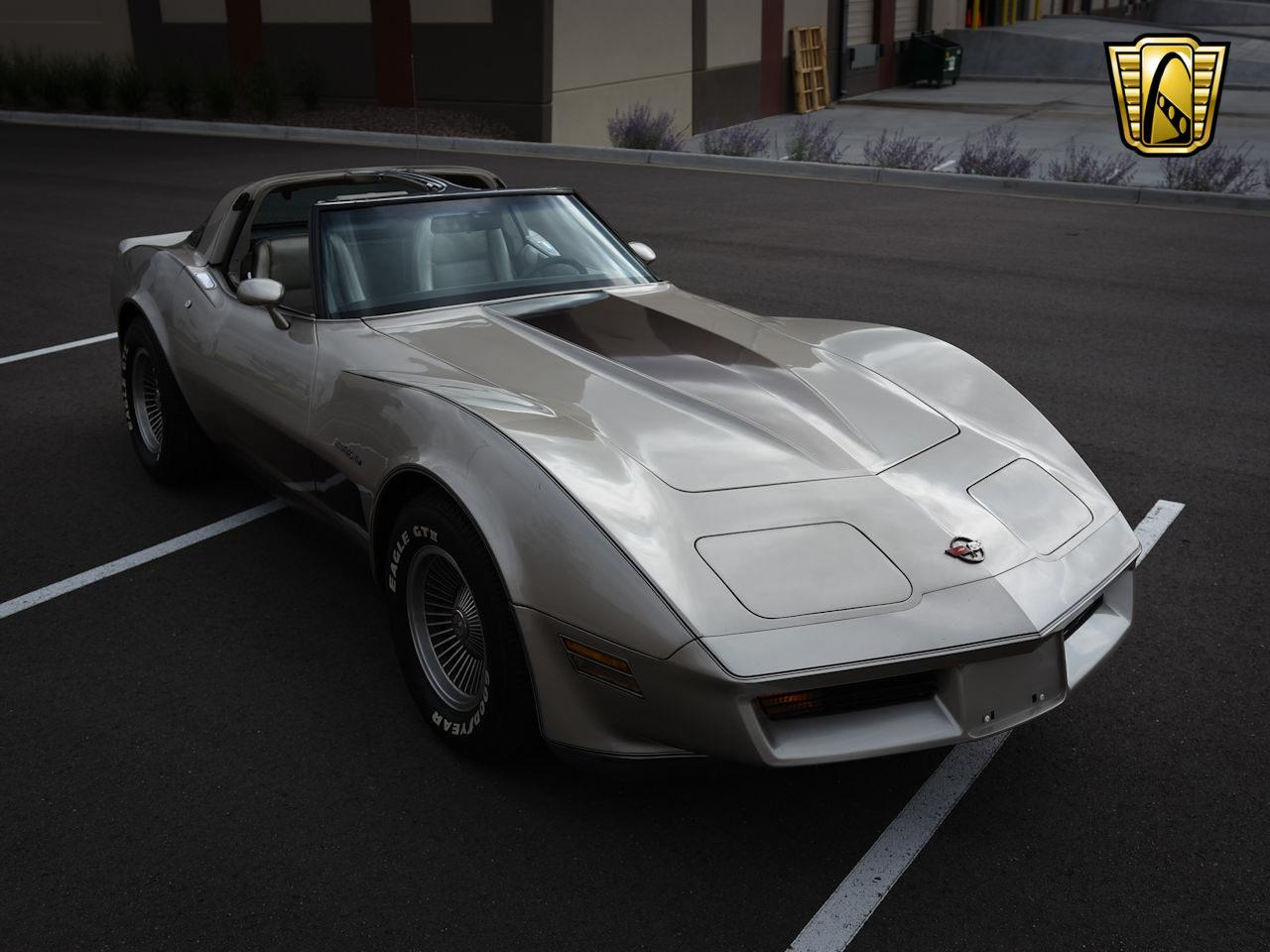 Large Picture of '82 Corvette located in Illinois - $18,995.00 Offered by Gateway Classic Cars - Denver - LNRR