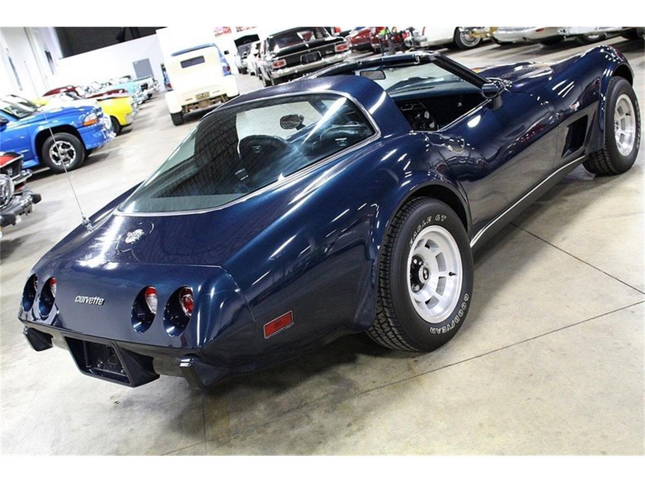 Large Picture of '78 Corvette - LRTK