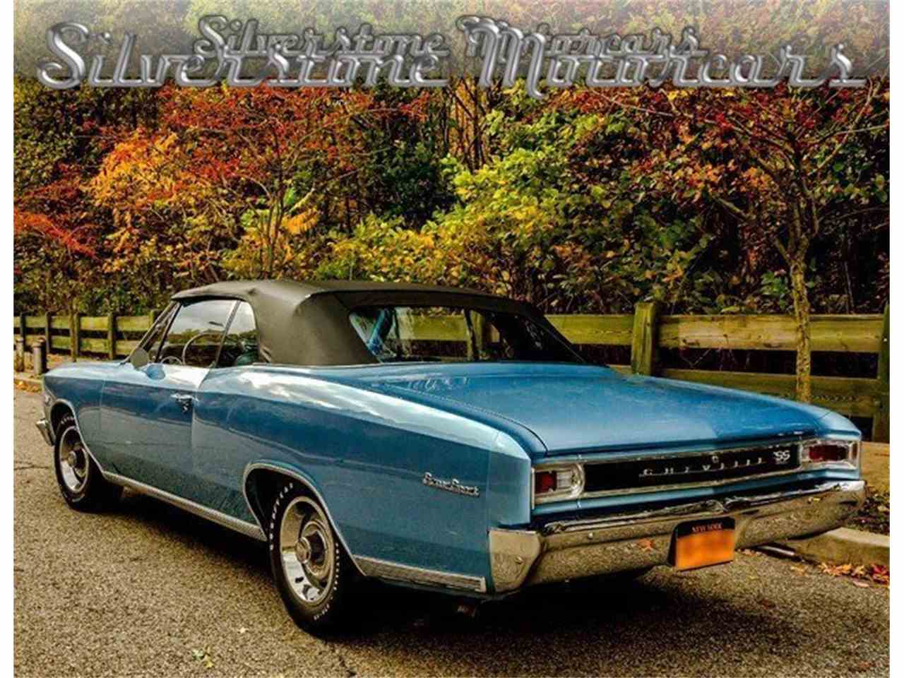Large Picture of Classic 1966 Chevelle SS located in Massachusetts Offered by Silverstone Motorcars - LRTM