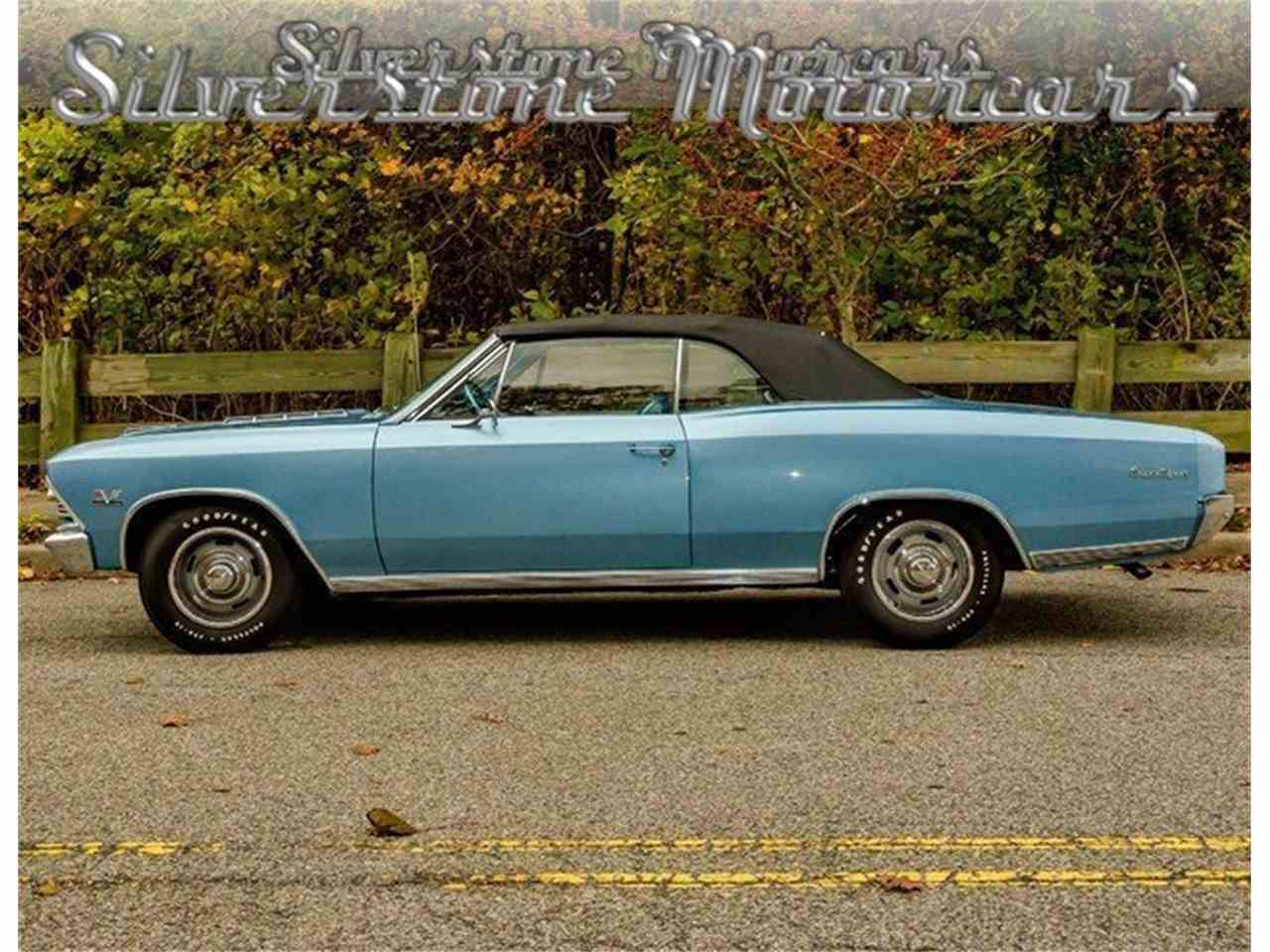 Large Picture of '66 Chevrolet Chevelle SS located in North Andover Massachusetts - $47,500.00 Offered by Silverstone Motorcars - LRTM