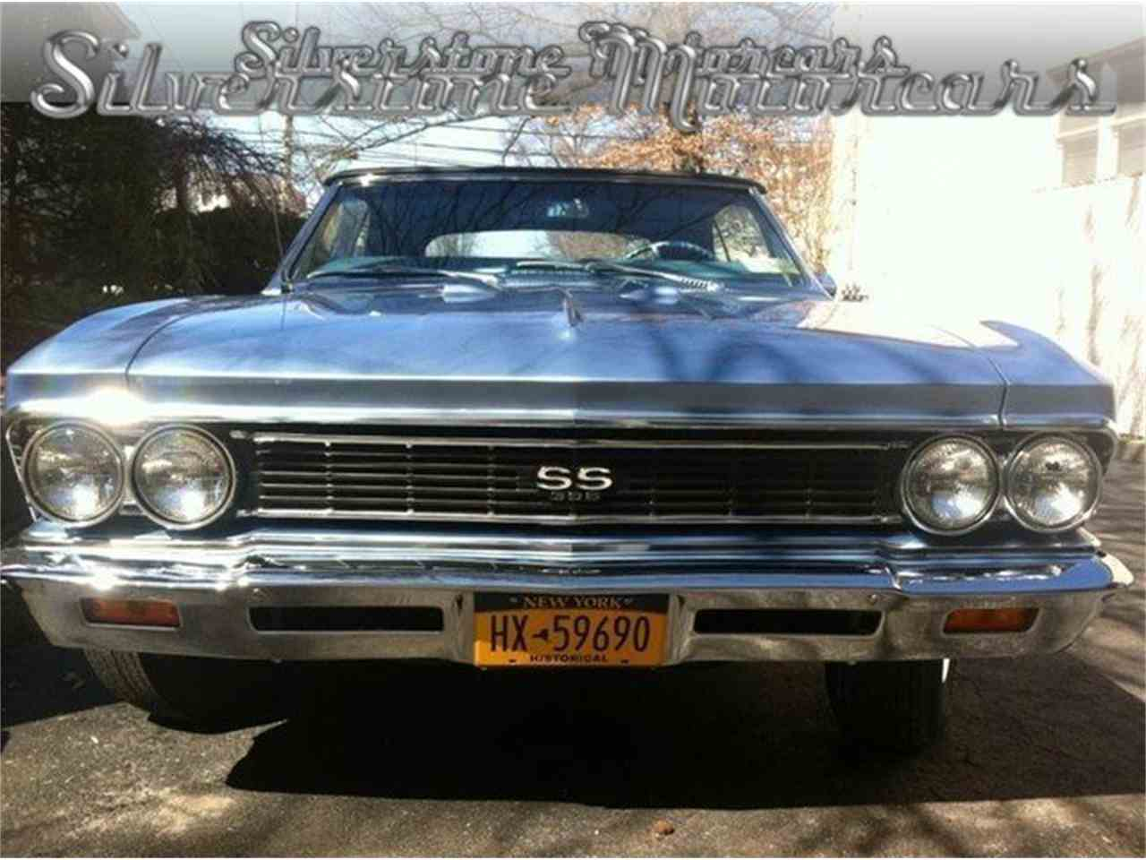 Large Picture of Classic '66 Chevelle SS located in North Andover Massachusetts - LRTM