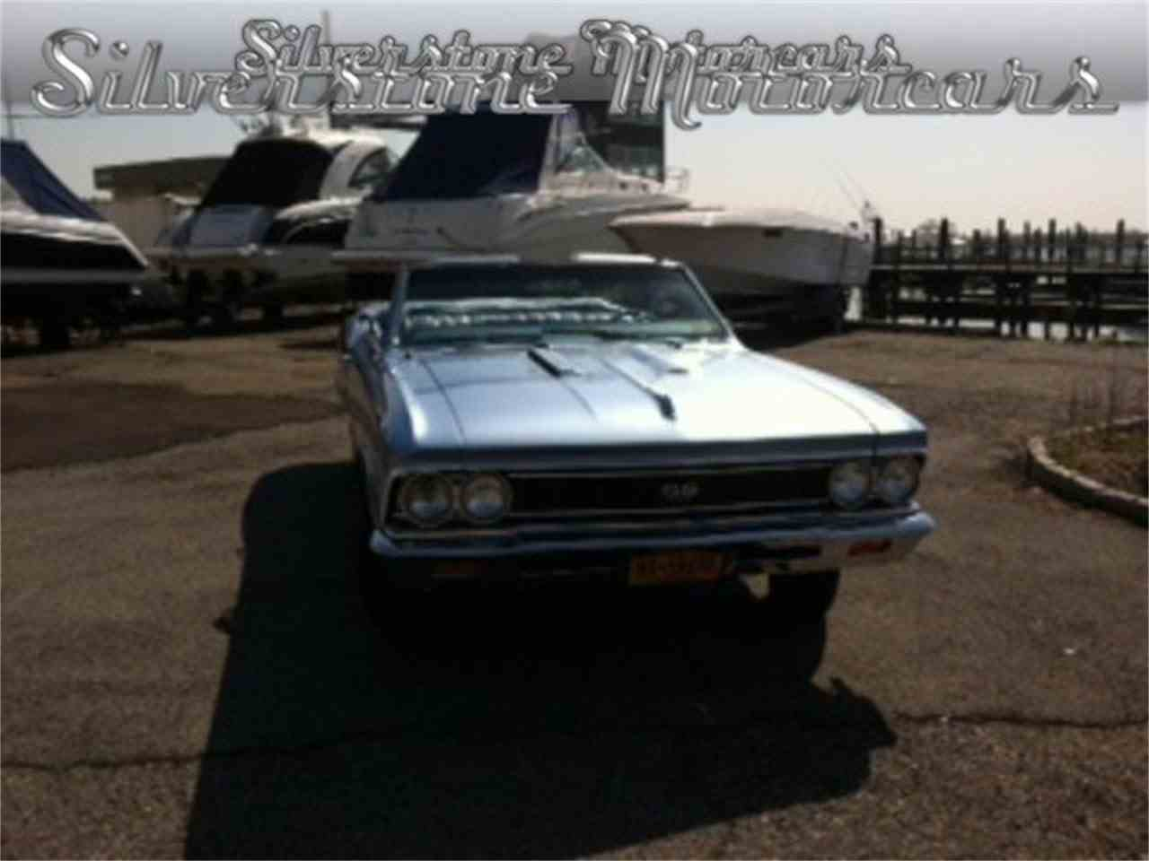 Large Picture of 1966 Chevrolet Chevelle SS located in Massachusetts Offered by Silverstone Motorcars - LRTM