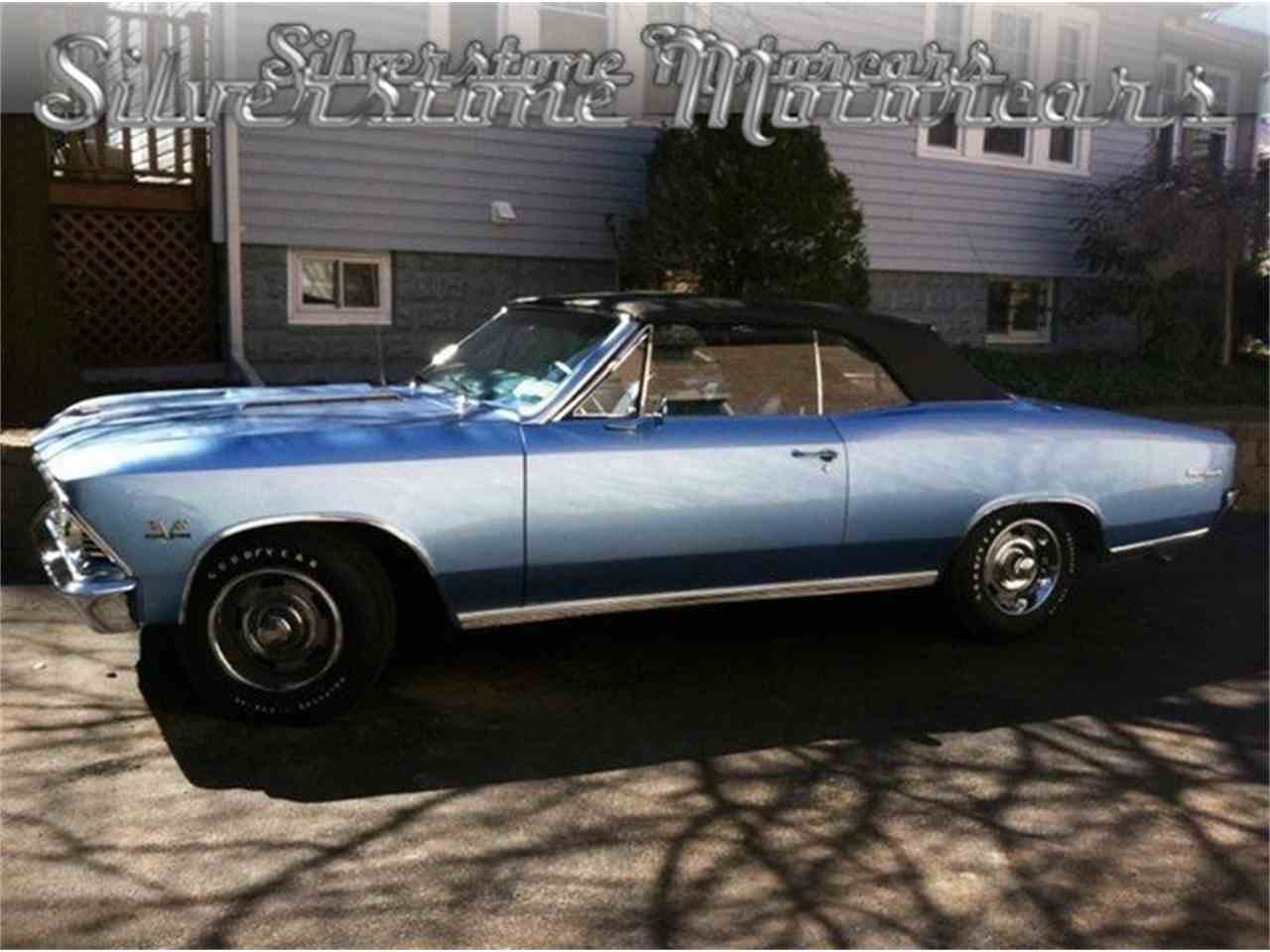 Large Picture of 1966 Chevelle SS located in Massachusetts - $47,500.00 Offered by Silverstone Motorcars - LRTM