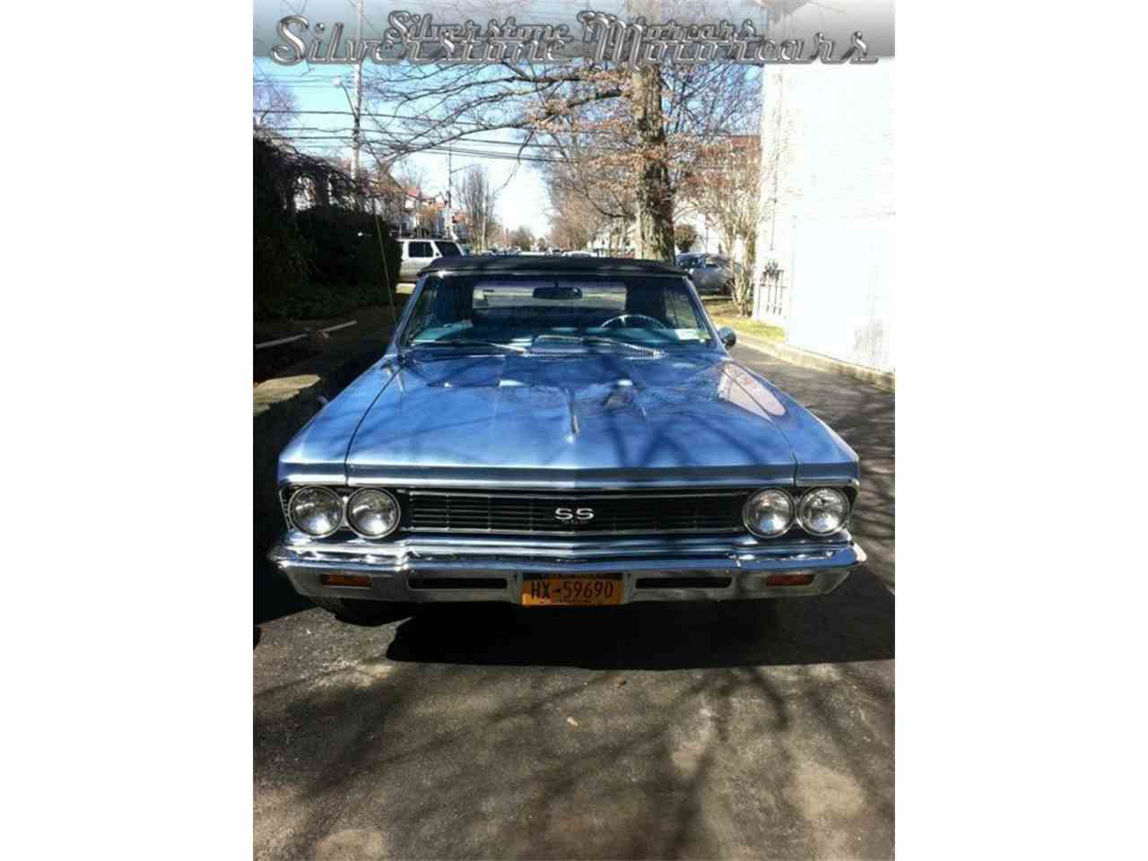 Large Picture of Classic 1966 Chevelle SS Offered by Silverstone Motorcars - LRTM