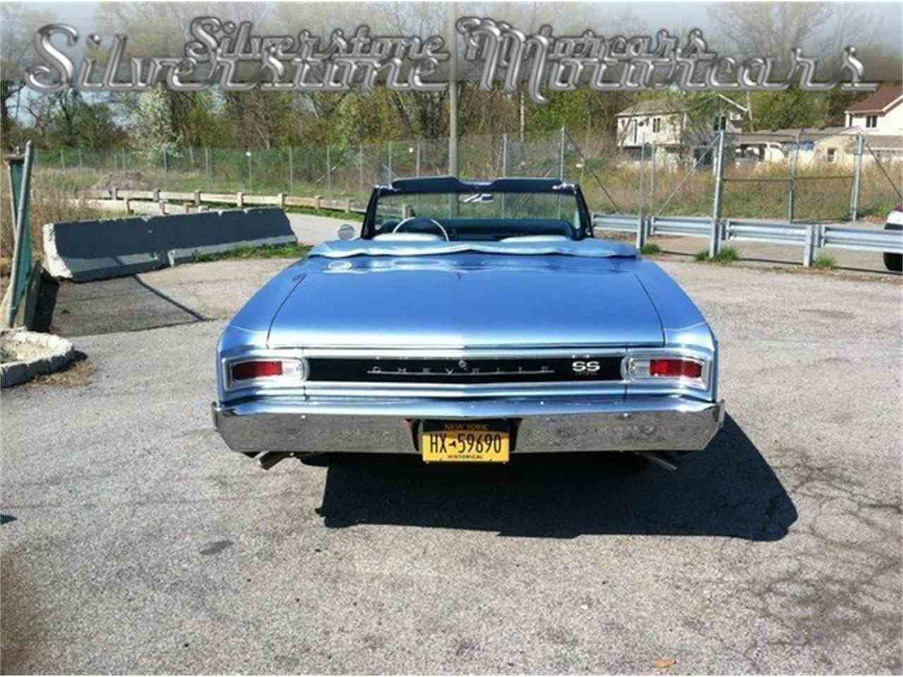 Large Picture of Classic '66 Chevelle SS located in Massachusetts Offered by Silverstone Motorcars - LRTM