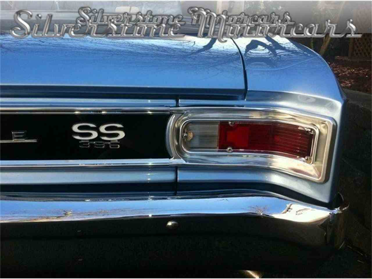 Large Picture of '66 Chevrolet Chevelle SS located in Massachusetts - $47,500.00 Offered by Silverstone Motorcars - LRTM