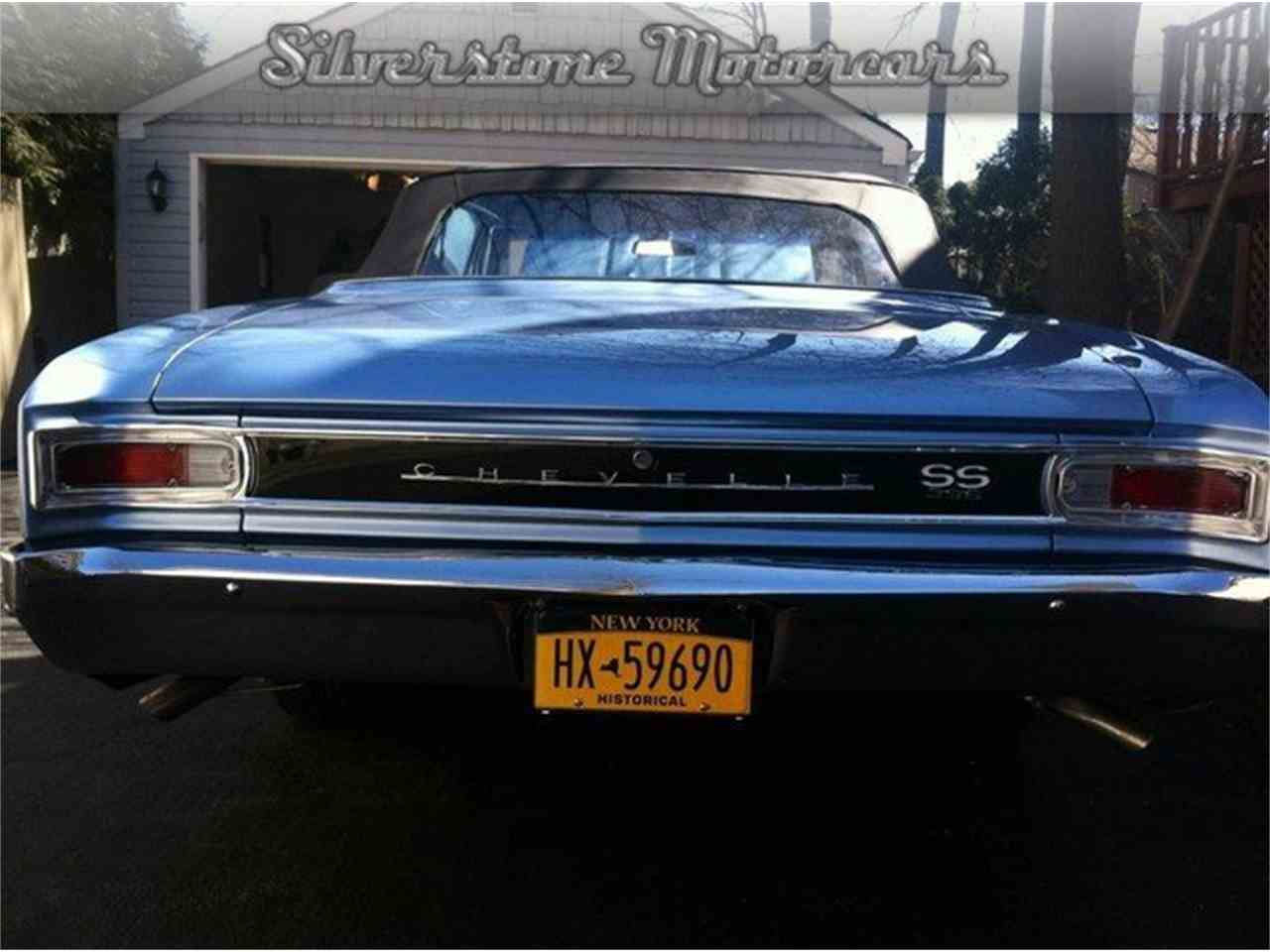 Large Picture of 1966 Chevrolet Chevelle SS located in North Andover Massachusetts - $47,500.00 Offered by Silverstone Motorcars - LRTM