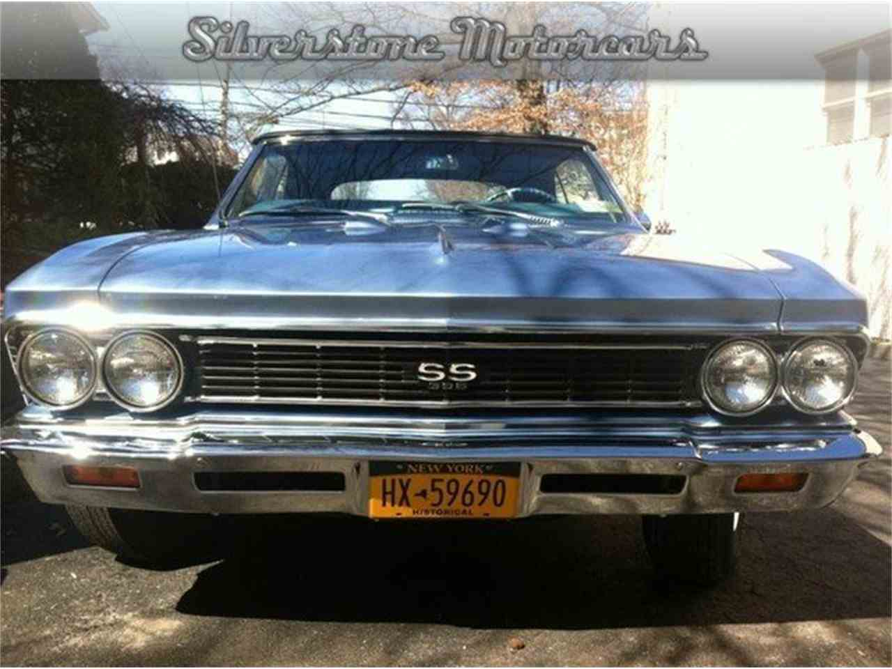 Large Picture of '66 Chevelle SS located in North Andover Massachusetts - LRTM
