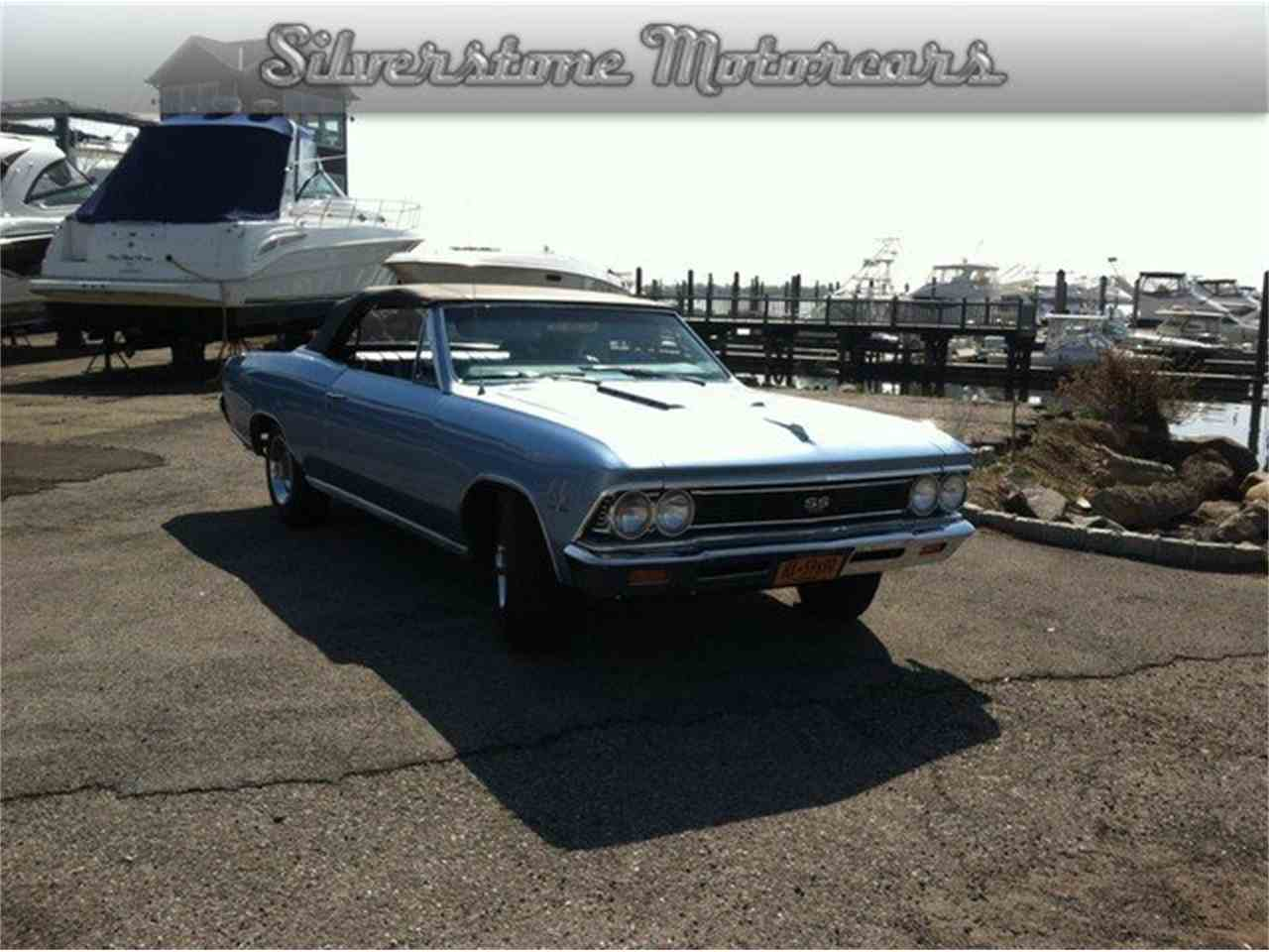Large Picture of Classic '66 Chevelle SS located in Massachusetts - $47,500.00 - LRTM