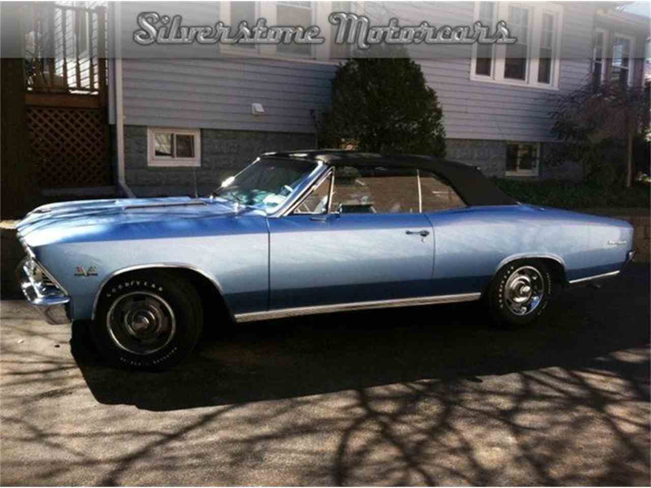 Large Picture of 1966 Chevrolet Chevelle SS located in Massachusetts - $47,500.00 - LRTM