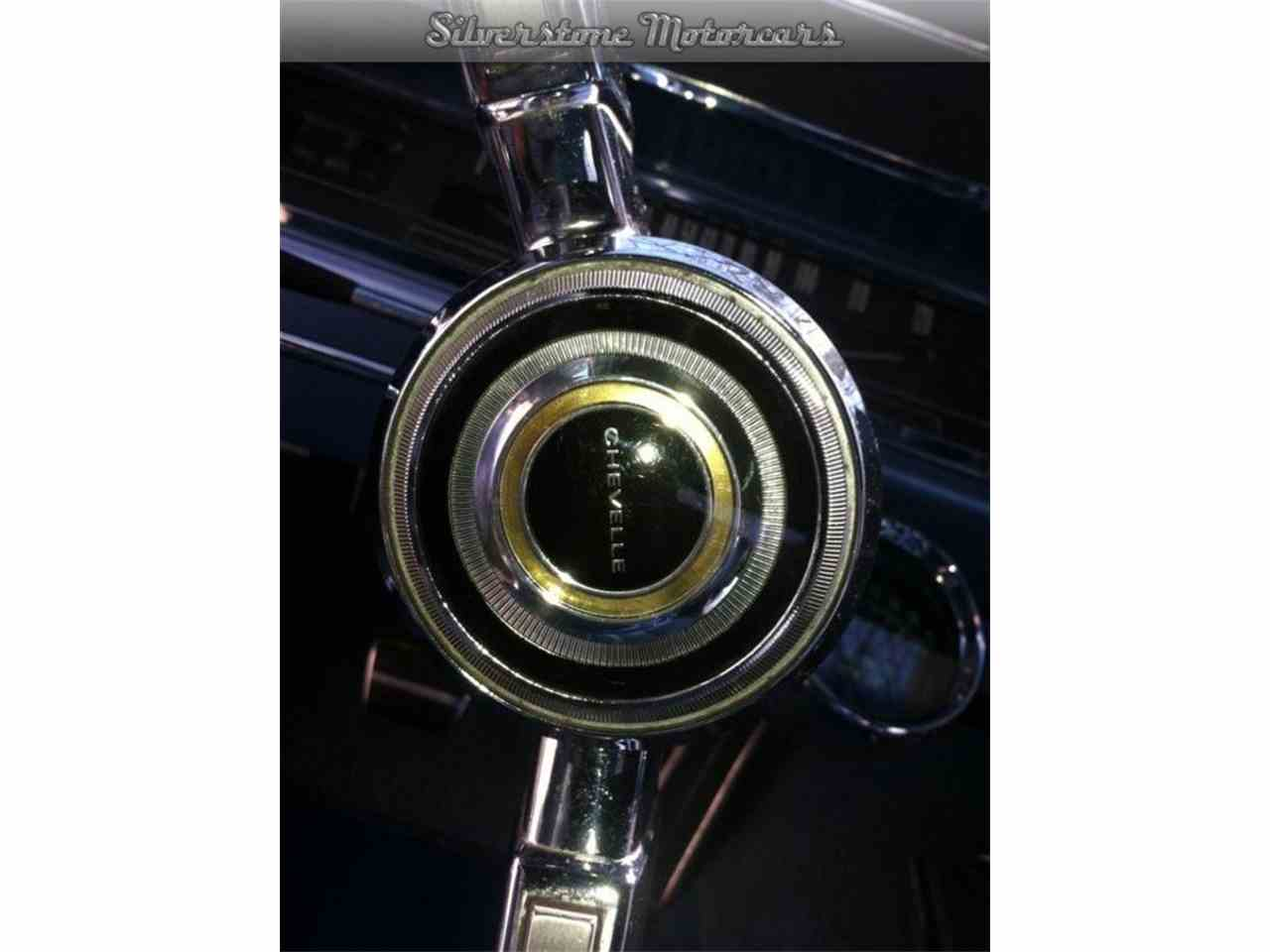 Large Picture of Classic '66 Chevrolet Chevelle SS Offered by Silverstone Motorcars - LRTM
