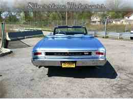 Picture of Classic 1966 Chevrolet Chevelle SS located in North Andover Massachusetts - $47,500.00 Offered by Silverstone Motorcars - LRTM