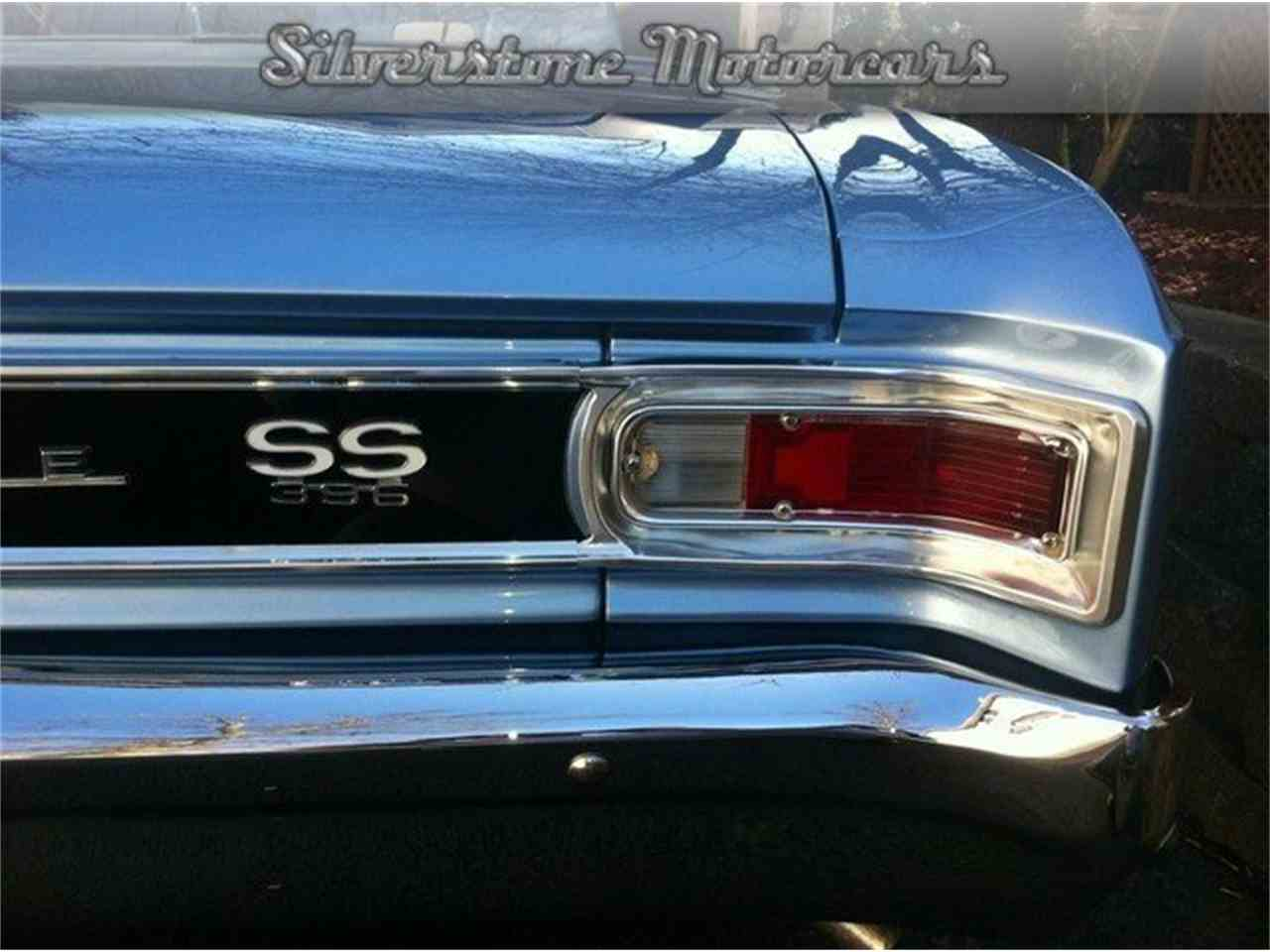 Large Picture of Classic '66 Chevrolet Chevelle SS located in North Andover Massachusetts - LRTM