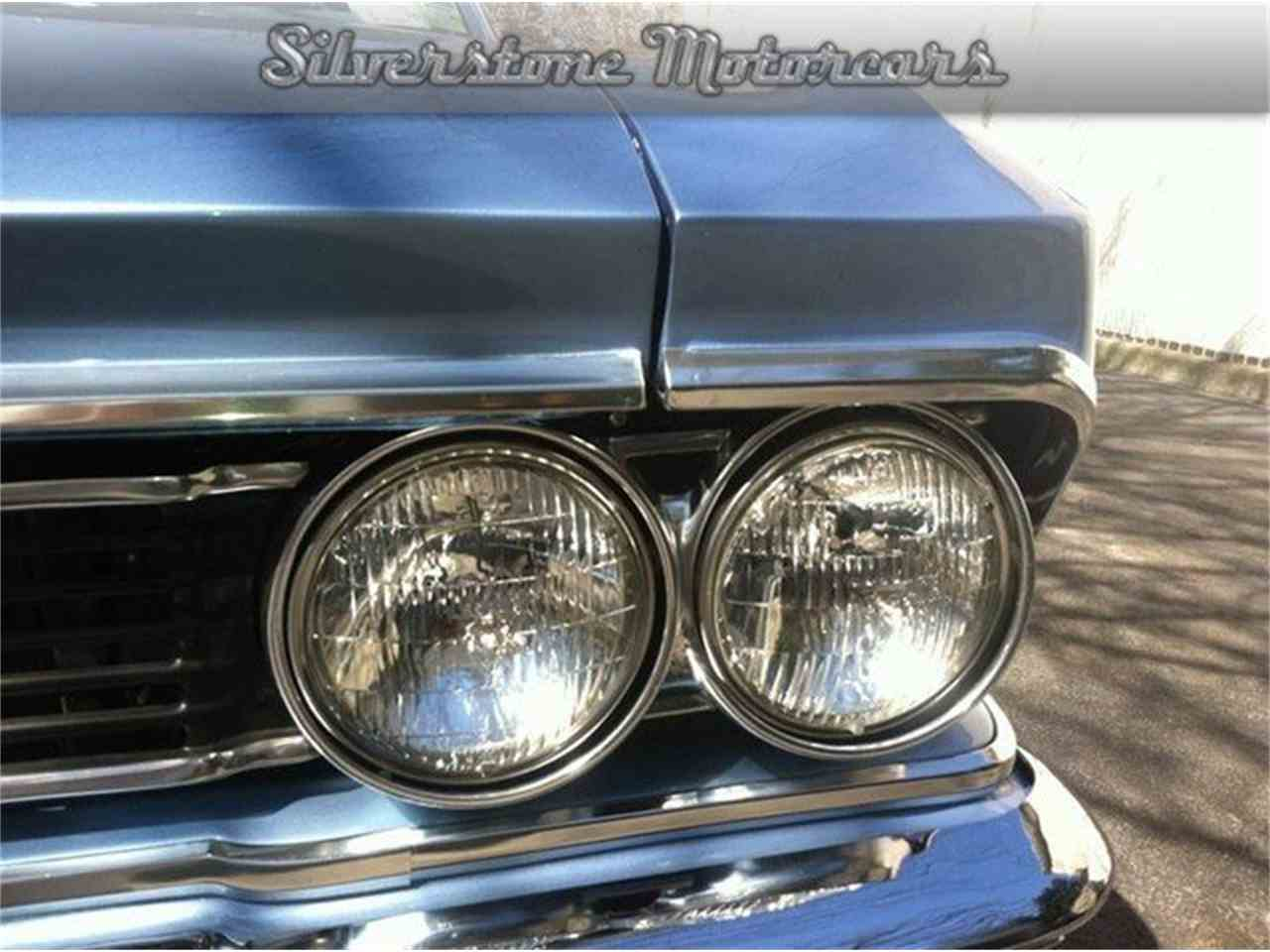 Large Picture of Classic '66 Chevrolet Chevelle SS located in Massachusetts - $47,500.00 Offered by Silverstone Motorcars - LRTM