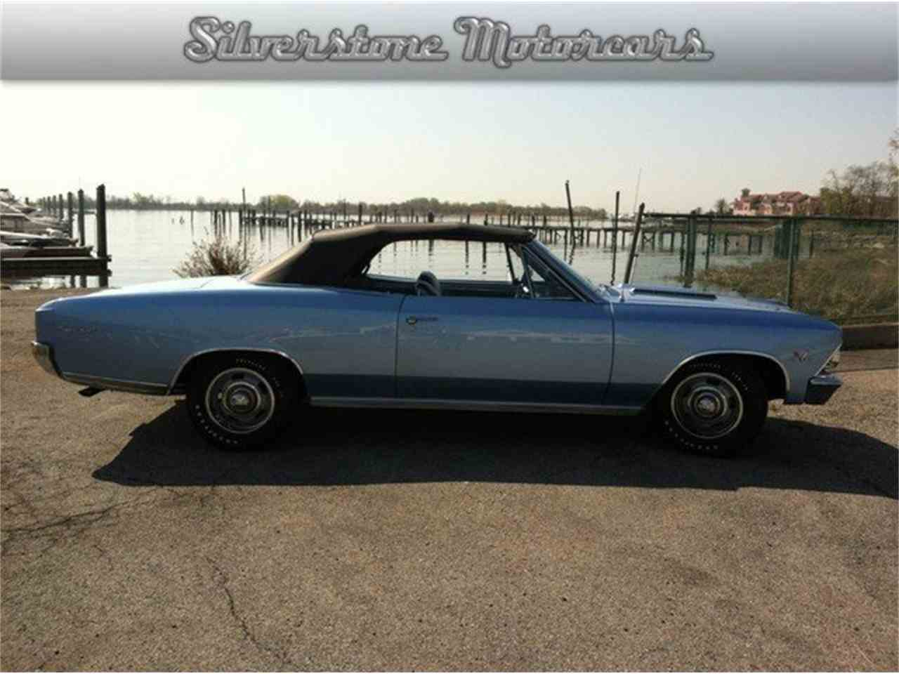 Large Picture of '66 Chevelle SS located in North Andover Massachusetts - $47,500.00 Offered by Silverstone Motorcars - LRTM