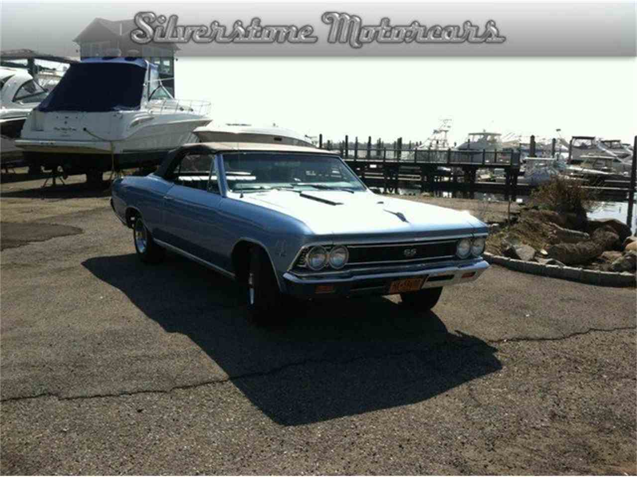 Large Picture of '66 Chevrolet Chevelle SS - LRTM