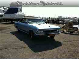 Picture of Classic '66 Chevrolet Chevelle SS - $47,500.00 Offered by Silverstone Motorcars - LRTM