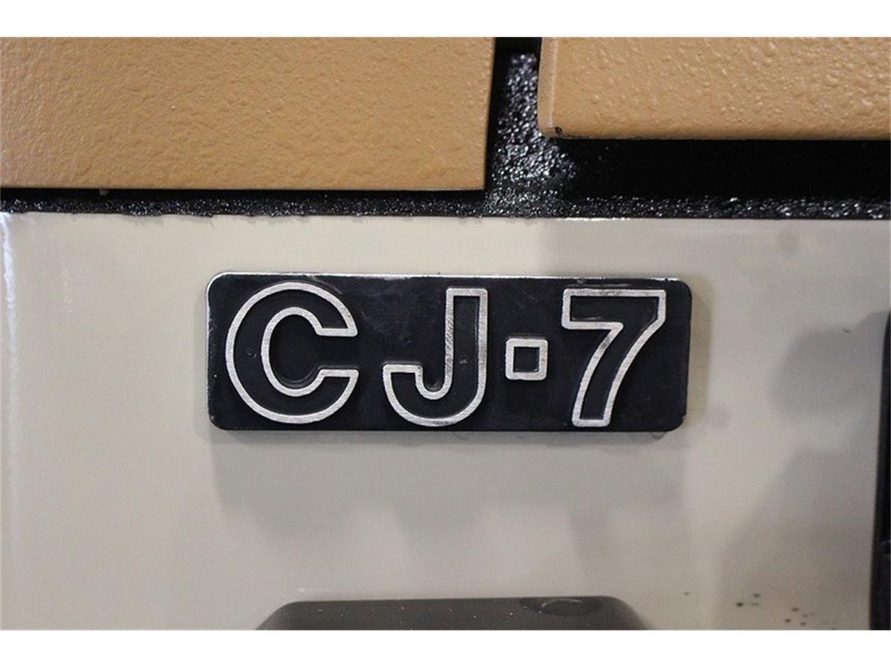 Large Picture of '85 CJ7 - LRTU